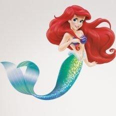 Thème Ariel la petite sirène
