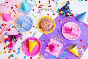 Organiser facilement un anniversaire
