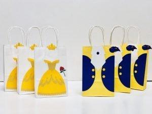 happy bag la belle et la bete