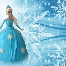 Organiser un anniversaire sur le thème de la Reine des Neiges