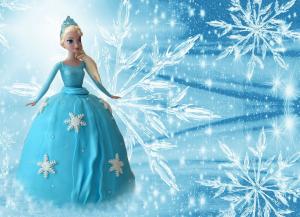 organisation anniversaire enfant la reine des neiges
