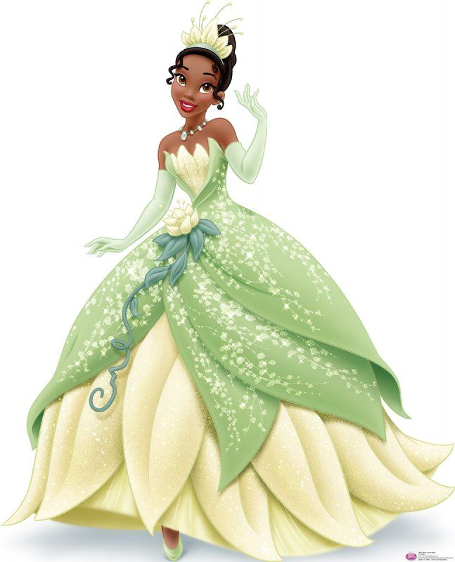 anniversaire tiana princesse disney