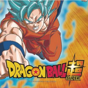 Serviettes en papier Dragon Ball Super