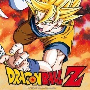 Serviettes en papier Dragon Ball Z