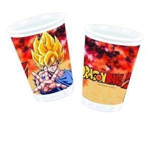 Gobelet plastique Dragon Ball Z